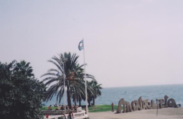 Málaga, ciudad Portuaria.