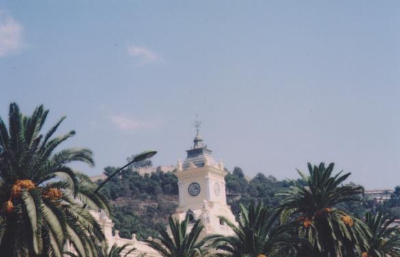 Basílica de Santa María de la Victoria.