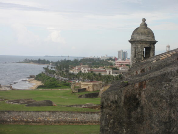 2000 El Castillo de San Felipe del Morro.