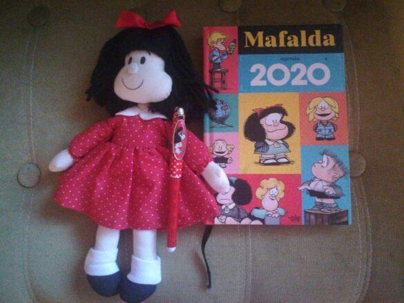 Recuerditos de Mafalda.